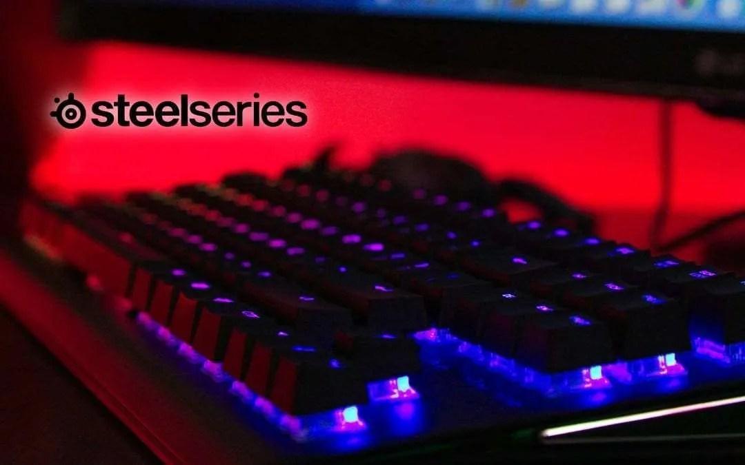 SteelSeries Apex M750 TKL Mechanical Keyboard REVIEW