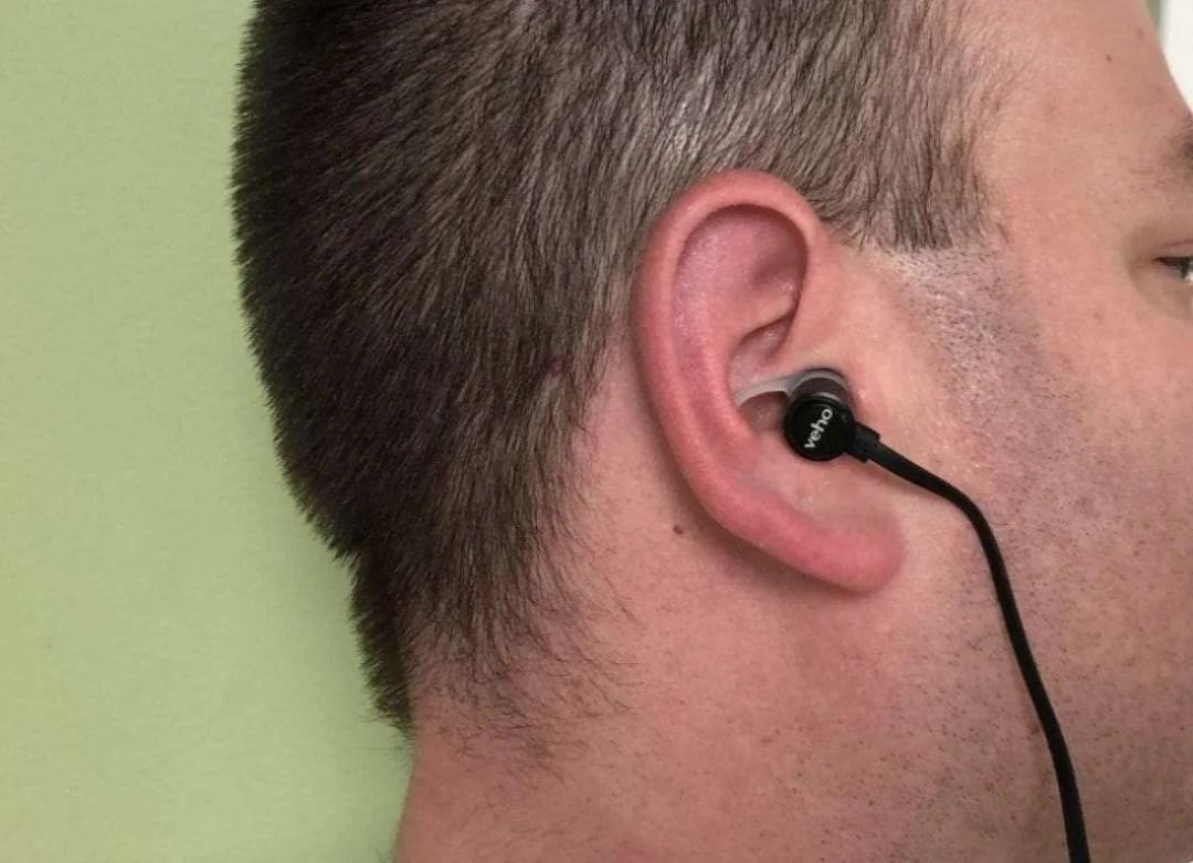 Veho ZB-2 earphones
