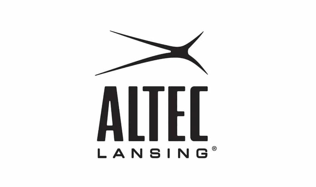 Altec Lansing Unveils Everything-proof Jolt Line and VersA Amazon Alexa Speakers NEWS