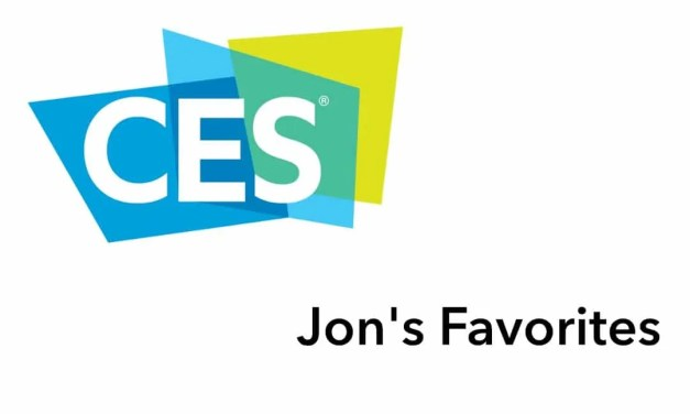 Jon's Favorites from CES 2018