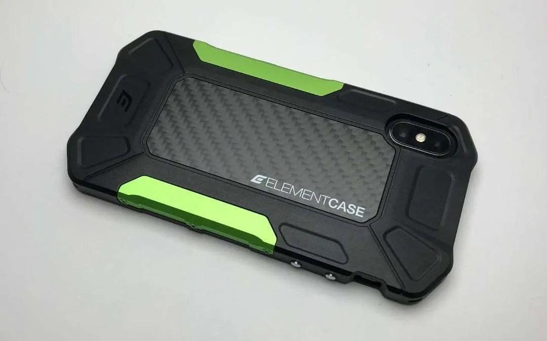 Element Case Custom Shop and Formula Case REVIEW