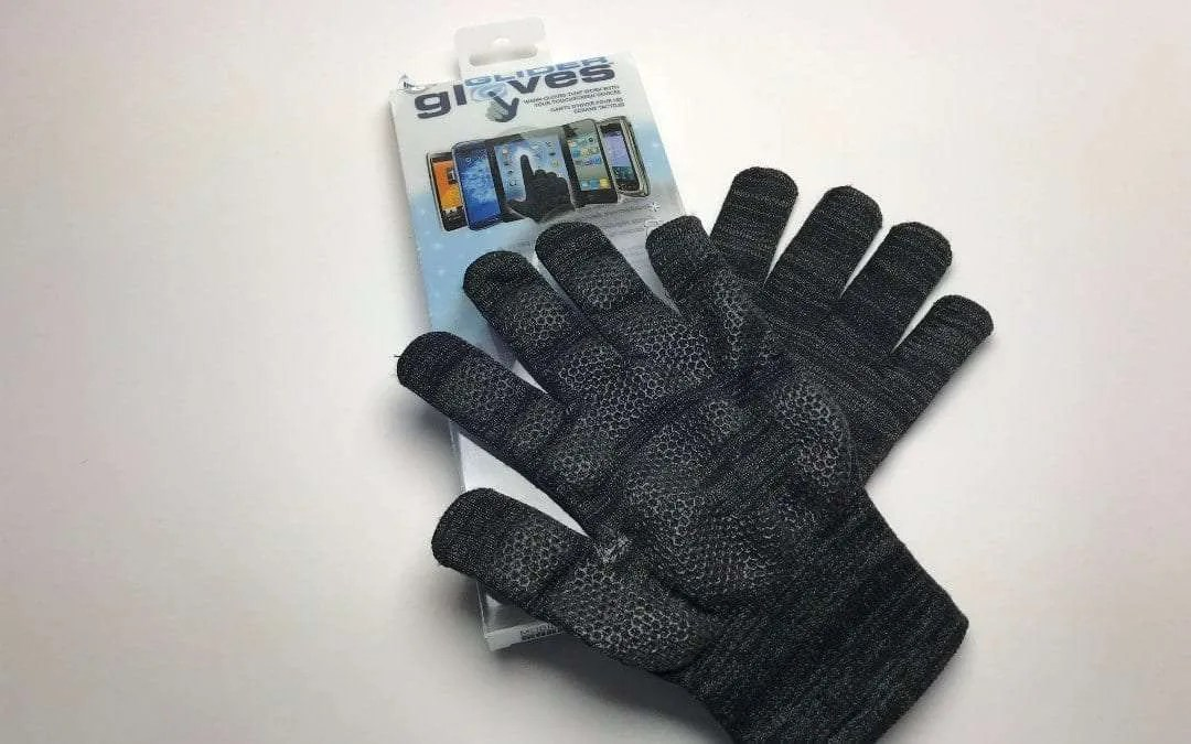 10ff2e66be Glider Gloves Copper Infused Touch Screen Gloves REVIEW   Mac Sources