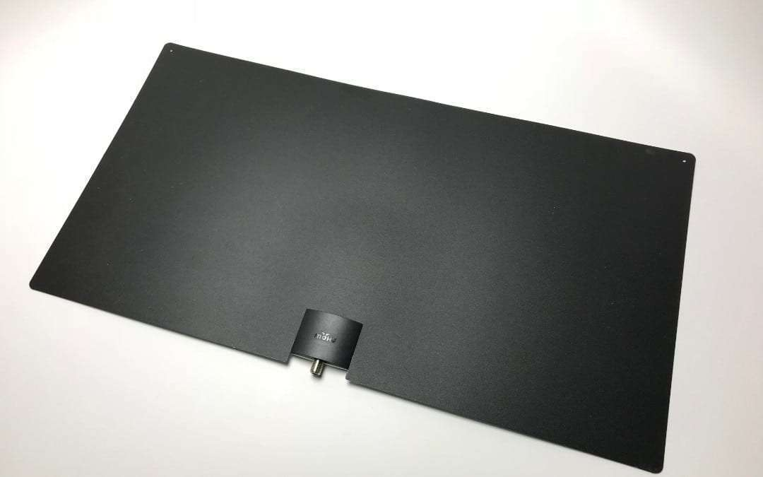 Mohu Leaf Supreme Indoor Amplified HDTV Antenna REVIEW