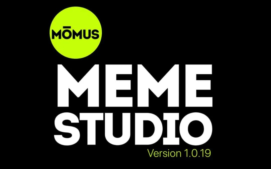 Mobile App Momus Meme Studio Launches for iOS NEWS