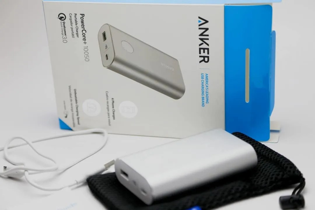 Anker PowerCore+ 10050 Portable Charger REVIEW | Mac Sources