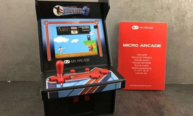 My Arcade Karate Champ Mini Cabinet REVIEW Return of the Retro