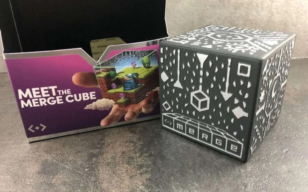 Merge Cube REVIEW Say Goodbye to Learning As We Once Knew It.