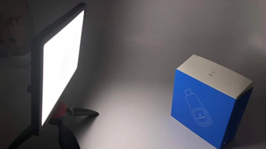 Kamisafe Ultra Thin Dimmable Camera Light REVIEW
