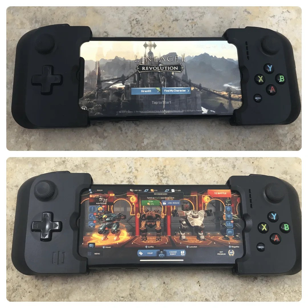 Gamevice for iPhone REVIEW
