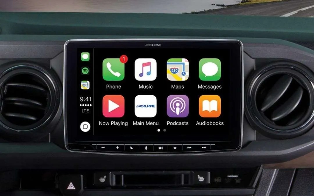 Alpine Electronics Now Shipping the iLX-F309 Alpine Halo9 In-Dash System NEWS