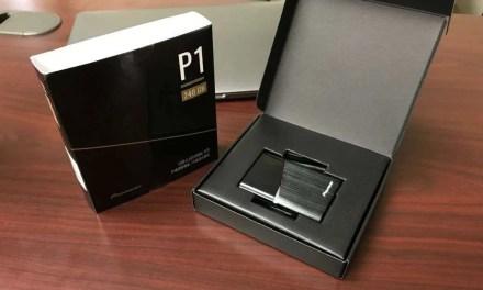 Pioneer P1 240GB USB-C External SSD REVIEW