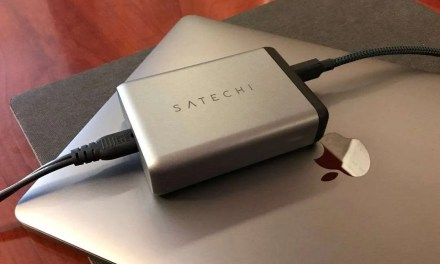 Satechi Type-C 75W Travel Charger REVIEW