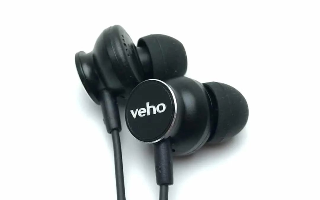 Veho Z-3 Stereo Earbuds REVIEW