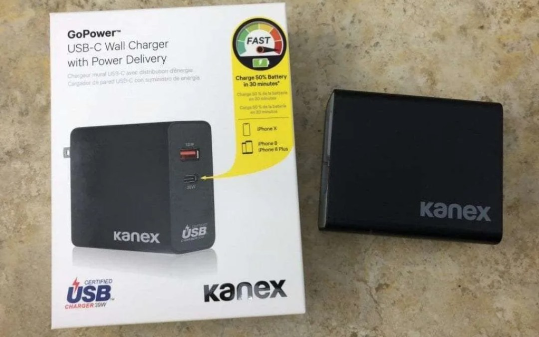 Kanex GoPower USB C Wall Charger REVIEW How Did We Survive Without It