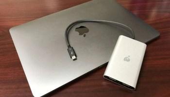 XCELLON TB3-540-2 Thunderbolt 3 Cable REVIEW | Mac Sources