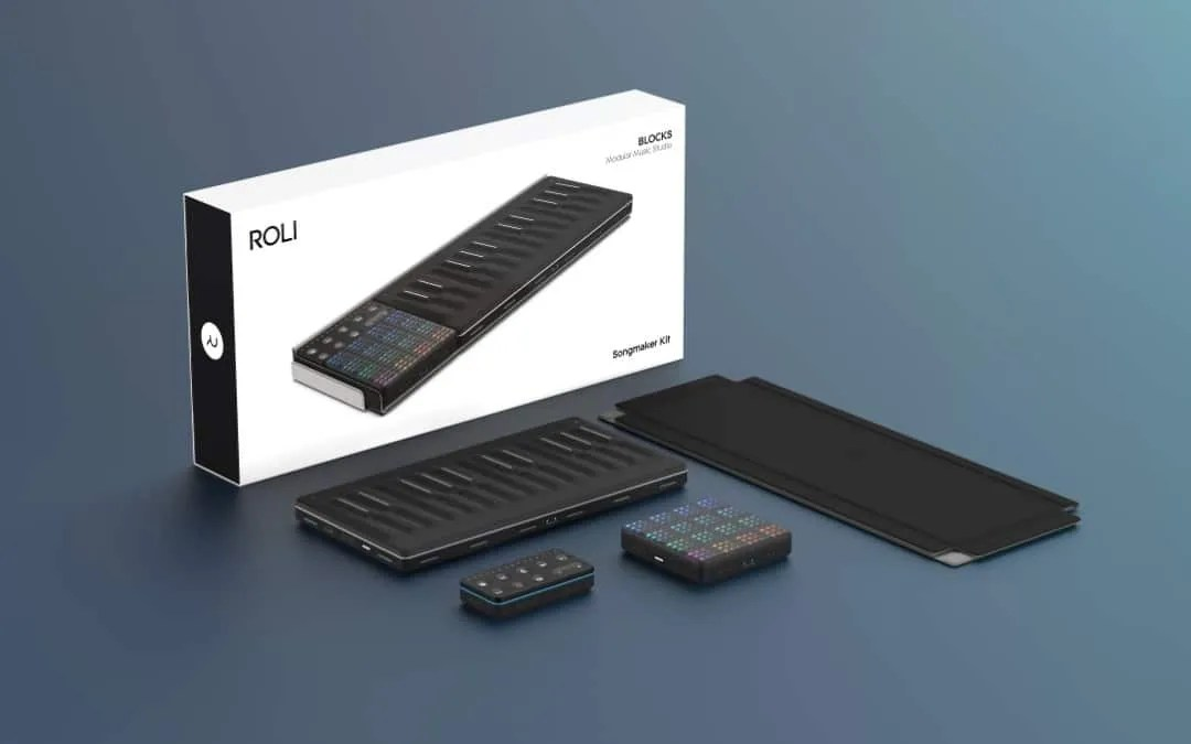 ROLI's revolutionary Songmaker Kit now available at retailers worldwide NEWS
