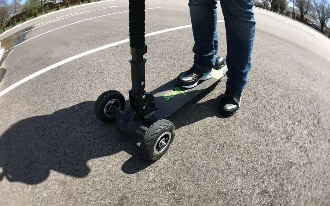 Scooterboard Electric Scooter REVIEW Fun Transportation