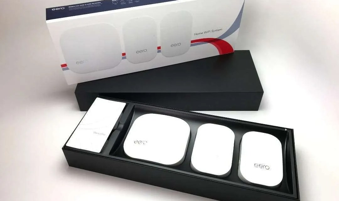 eero 2nd Generation Home WiFi System REVIEW