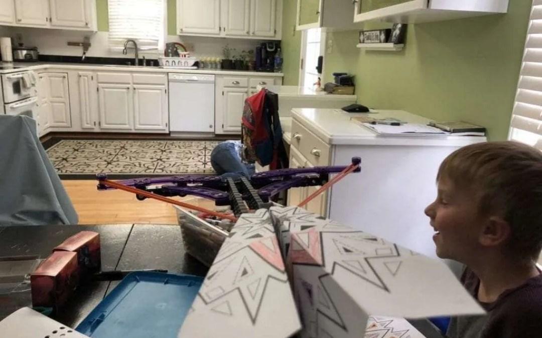 Vex Robotics Crossfire Airplane Launcher REVIEW Engineermeets Creative Problem Solver meets Artist.
