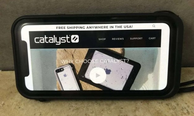 Catalyst Waterproof iPhone X Case REVIEW Catalyze an Active Lifestyle