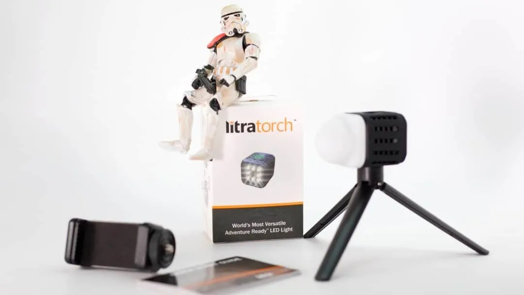 Litratorch Adventure LED Light and Smart Phone Bundle REVIEW