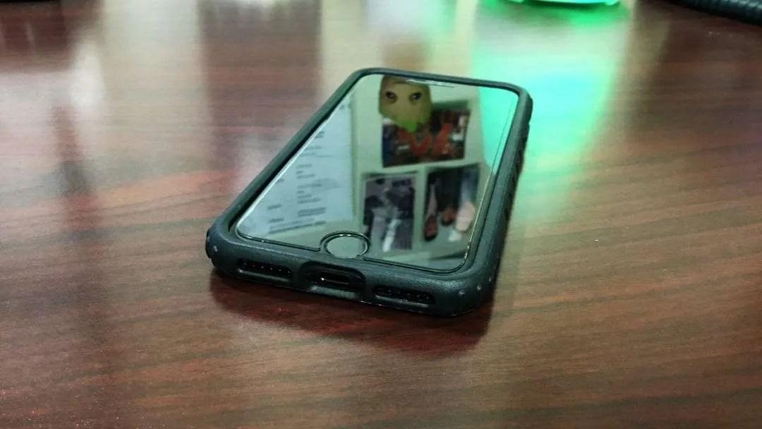 GUARDZILLA Silk Armor Case for iPhone 7 REVIEW