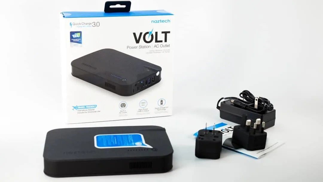 Naztech Volt Power Station REVIEW