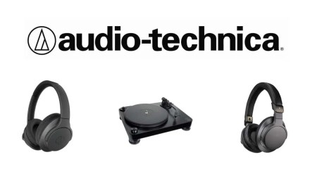 Audio-Technicas Wireless Headphones and Audiophile Turntable Are Ideal Father's Day Gifts NEWS