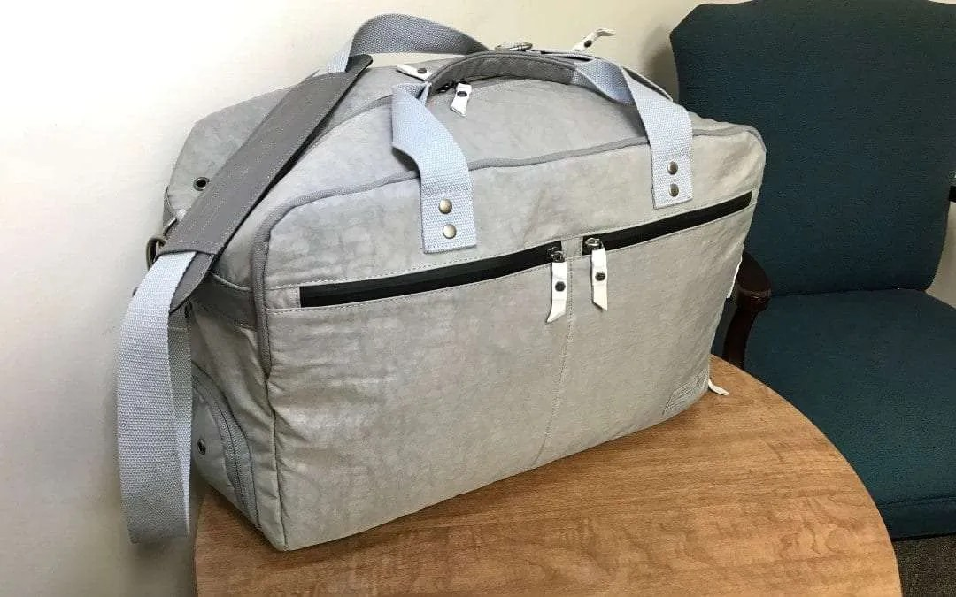 Hex Strata Medium Gym Duffle REVIEW