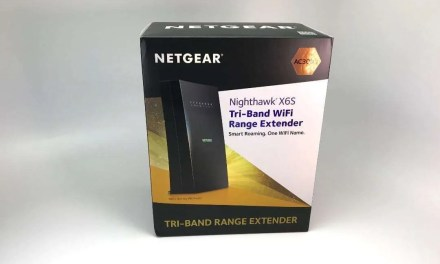 Netgear Nighthawk X6S Tri-Band Wifi Range Extender REVIEW