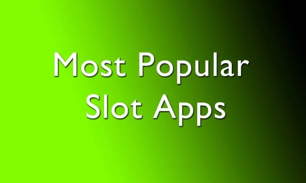 The Most Popular Slot Apps In The App Store