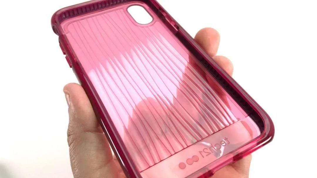 Tech21 Evo Wave Case for iPhone X REVIEW