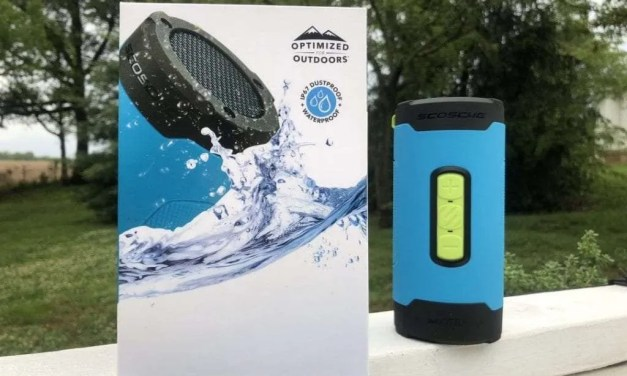 Scosche H20 BoomBottle REVIEW Rugged design but lacking in bass.