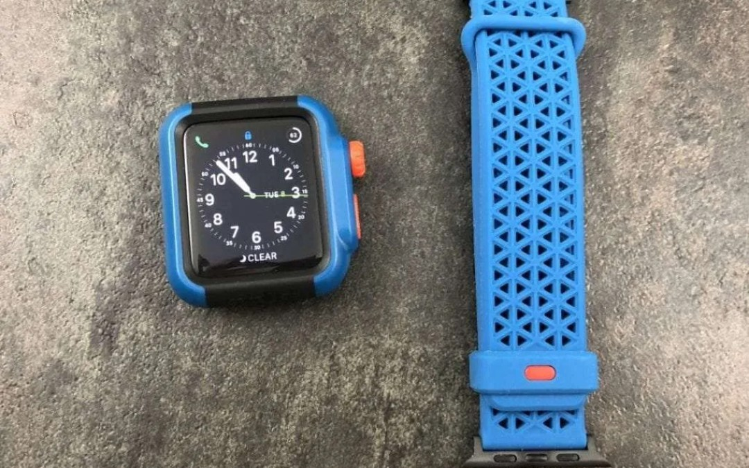 the best attitude 87411 f8fef Catalyst Impact Case for Apple Watch REVIEW Protective Art on your ...