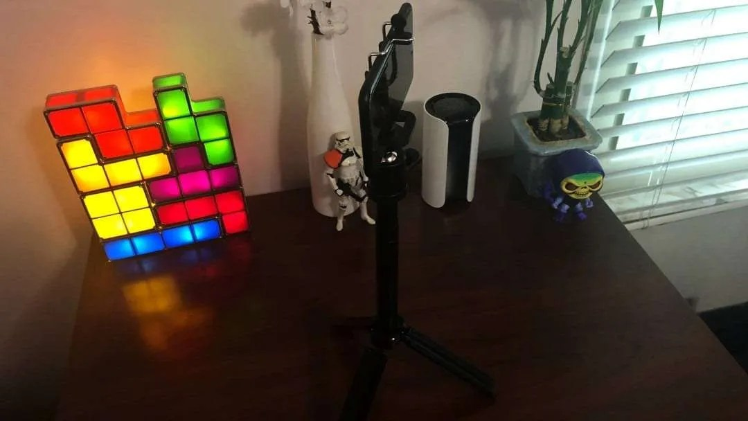 Kamisafe Portable Tabletop Tripod REVIEW