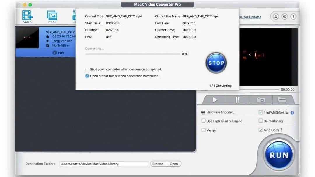 MacX Video Converter Pro 6.3 Mac App REVIEW