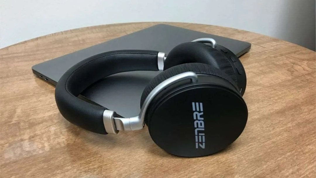 Zenbre H6 Foldable Bluetooth Headphones REVIEW