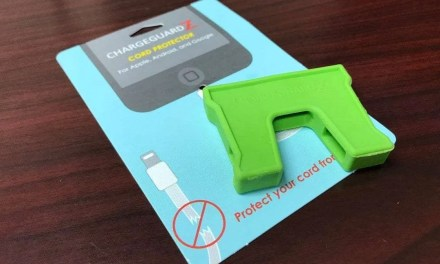 ChargeGuardZ Cord Protector REVIEW