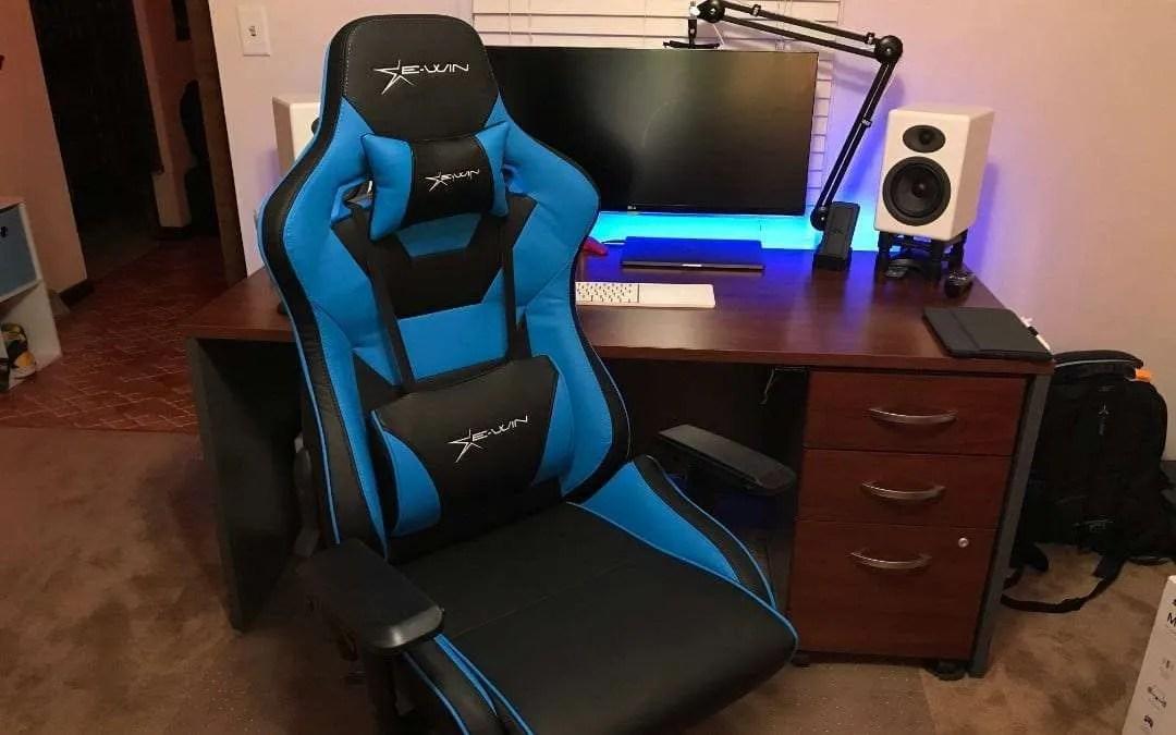 Ewin Flash Xl Series Ergonomic Gaming Chair Review Mac
