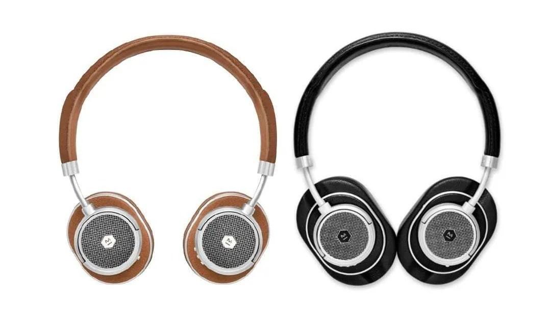 Master and Dynamic Reinterprets Customization with MW50+ Headphones NEWS