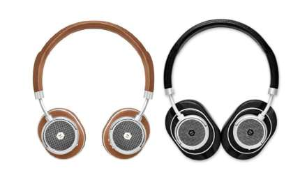 Master and Dynamic Reinterprets Customization with MW50+ Headphones NEWS
