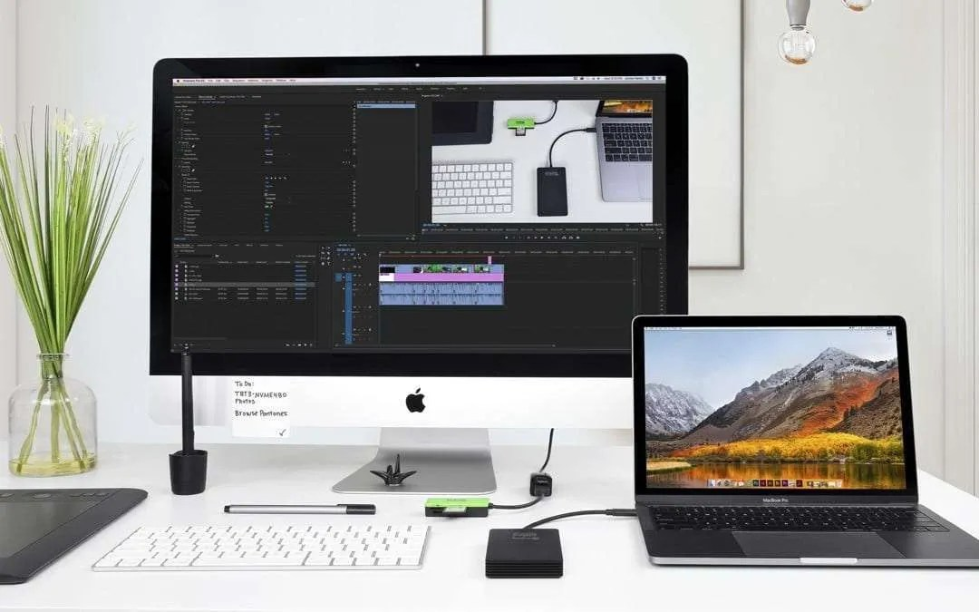 Plugable Technologies Releases Portable Thunderbolt 3 Solid State Drive NEWS