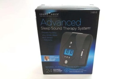 Sound Oasis Advanced Sleep Sound Therapy System REVIEW