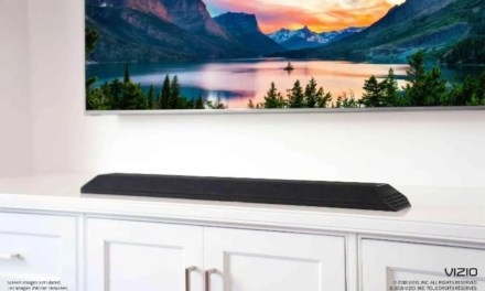 VIZIO Announces Availability of All-New 36″ 2.1 Sound Bar with Built-in Dual Subwoofers NEWS