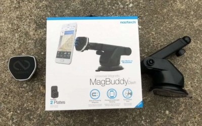 Naztech MagBuddy Dash Telescopic Mount REVIEW Mounting Versatility