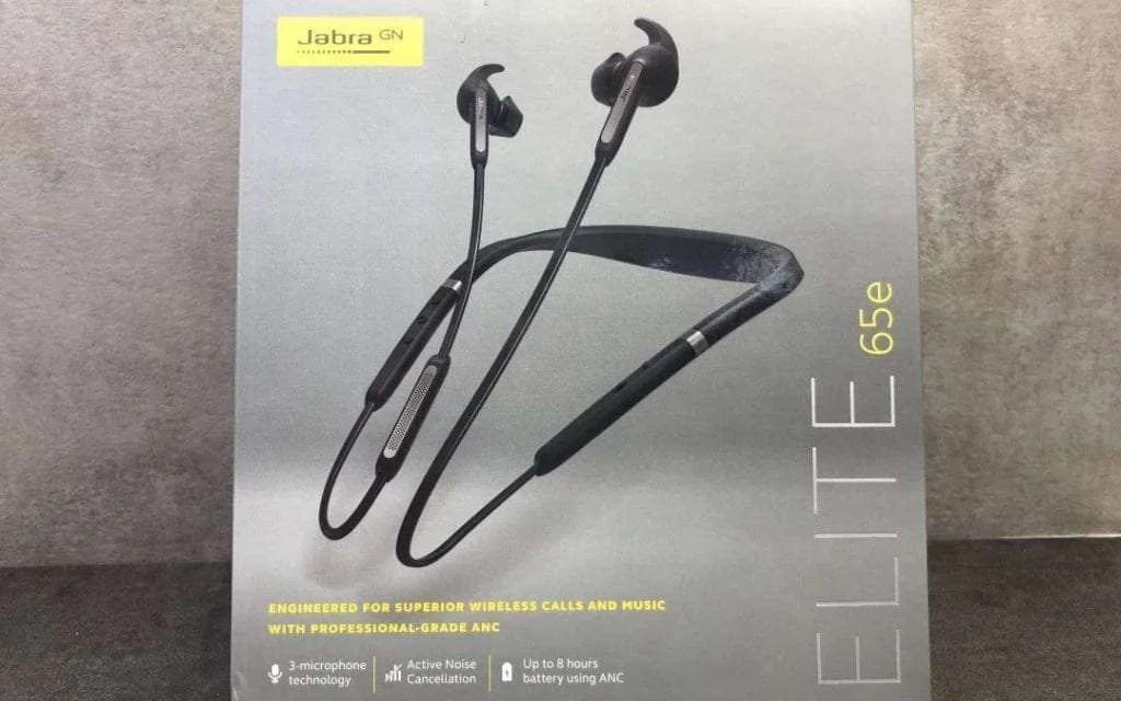 Jabra Elite 65e REVIEW Surprisingly comfortable in ear earphones