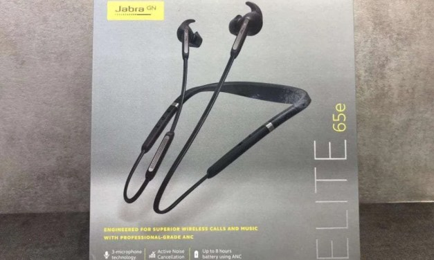 Jabra Elite 65e REVIEW Surprisingly comfortable in ear earphones