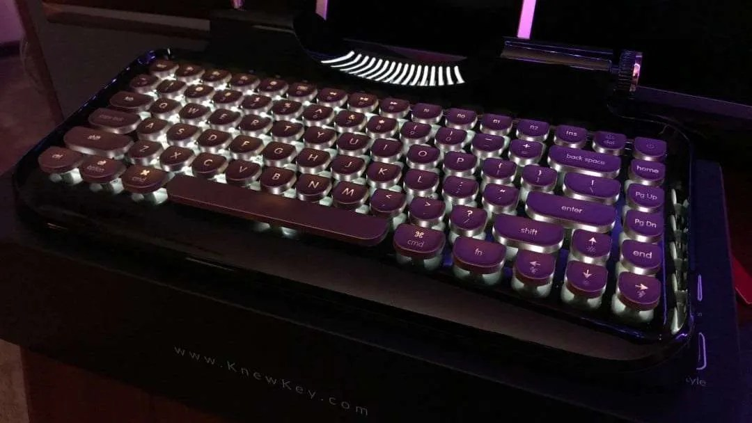 Rymek KnewKey Dual Mode Mechanical Keyboard REVIEW