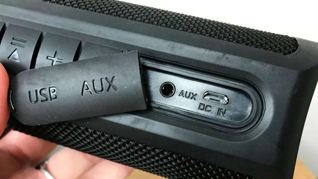 ZENBRE Z4 Wireless Stereo Waterproof IPX4 Speaker REVIEW