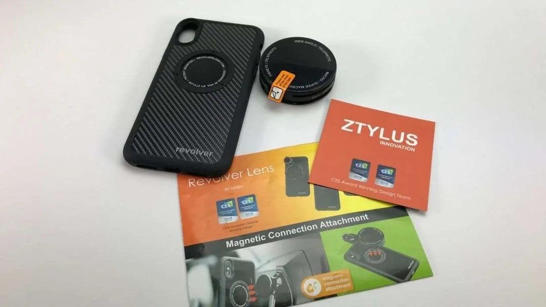 Ztylus M6 Revolver 6-in-1 Camera Lens Kit REVIEW